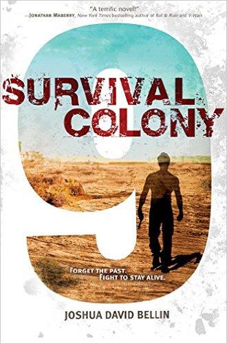 Joshua Bellin-Survival Colony 9
