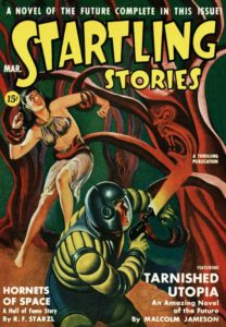 Tarnished Utopia Starling Stories